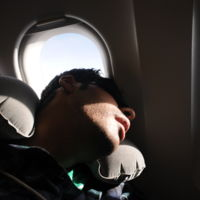Olvidemos el jet lag, este avión promete eliminarlo gracias a su sistema de luces LED