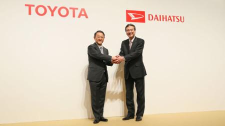 Toyota se pone seria con los coches pequeños al finalizar la compra de Daihatsu