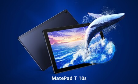 Huawei Matepad T10s en oferta por el Buen Fin 2020