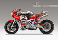 Bimota BB4 Concepts por Oberdan Bezzi