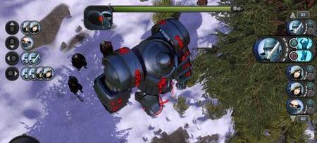 'Under Siege'. Nuevas imágenes con la interfaz de juego integrada