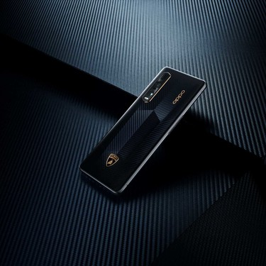 OPPO y Lamborghini presentan el smartphone ideal para los amantes de la velocidad y la tecnología