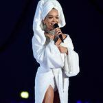 Rita Ora fue la protagonista de los MTV EMA 2017 con unos cambios de look alucinantes