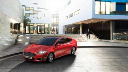 El nuevo Ford Mondeo se trae a Europa el sistema de detección de peatones