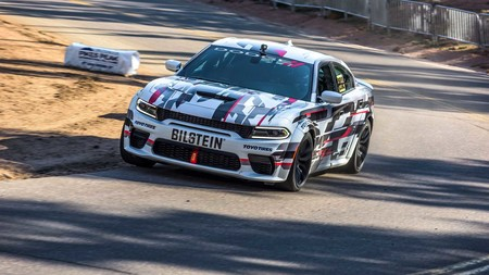 Dodge Charger SRT Hellcat Widebody Concept Pikes Peak