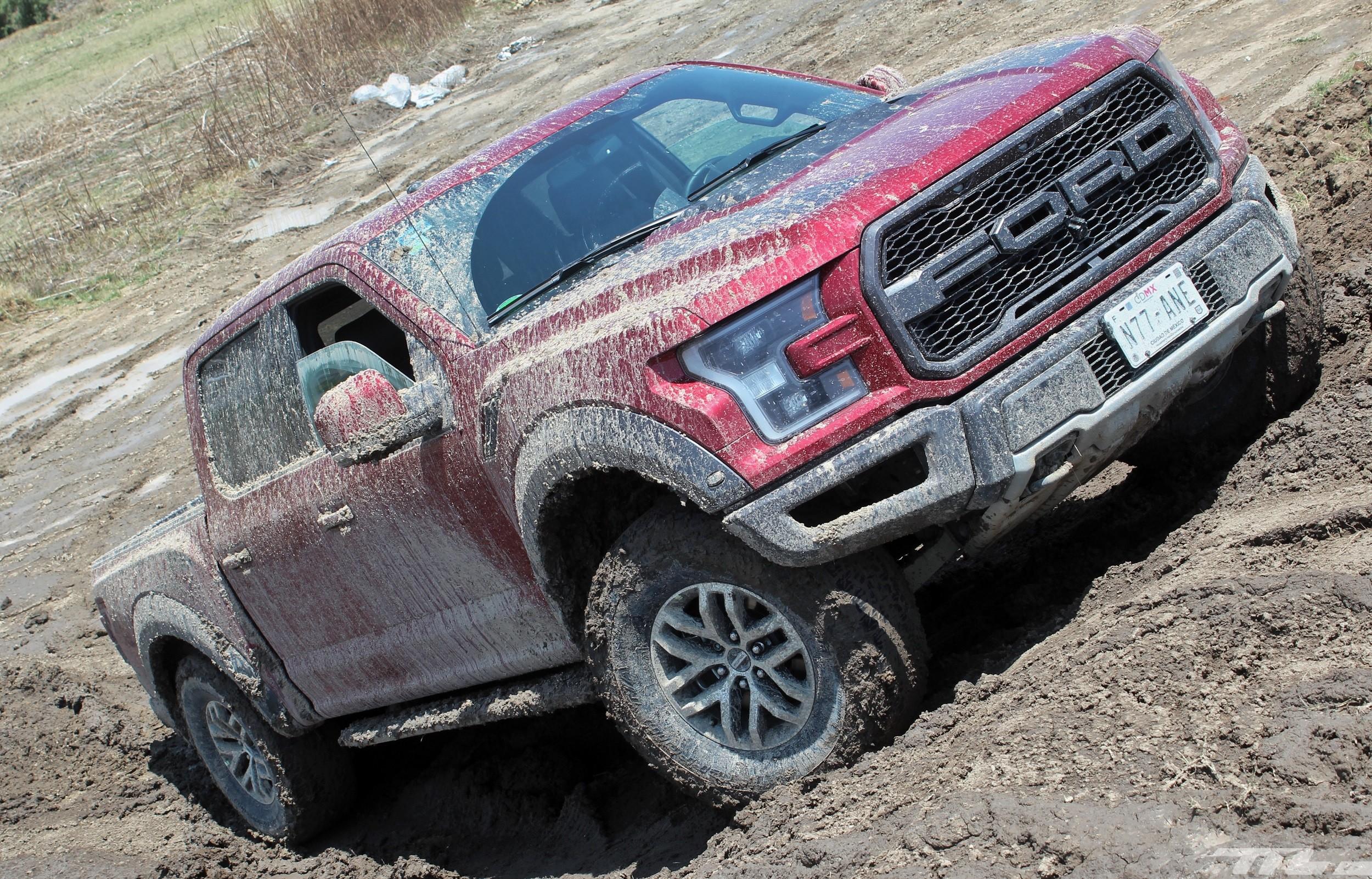 Foto de Ford Raptor (32/44)