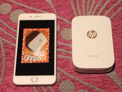 HP Sprocket, análisis: una impresora portátil conectada mediante una completa app
