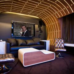 Foto 5 de 10 de la galería la-suite-007-del-hotel-seven-en-paris en Decoesfera