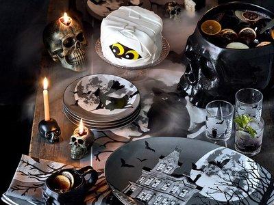 Los 11 accesorios idóneos para que la fiesta de Halloween sea terroríficamente perfecta