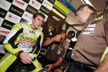Moto GP San Marino 2011: FP3 de camino a las tiendas de campaña