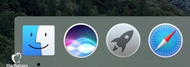 Siri Icono Mac