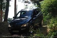 SsangYong Kyron 200Xdi automático, prueba (parte 1)