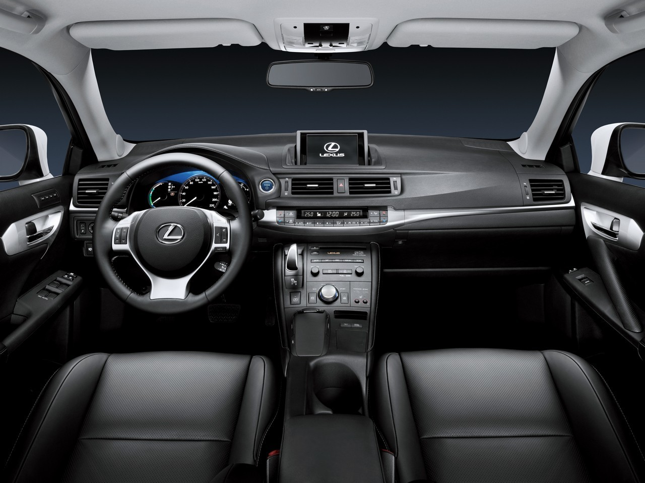 Foto de Lexus CT 200h (143/164)