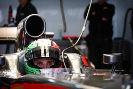 Vitantonio Liuzzi no pagará para conseguir un asiento en Hispania Racing F1 Team