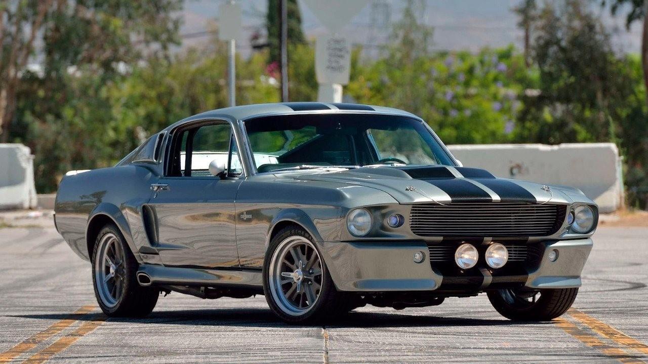 "Foto de Ford Shelby GT500 ""Eleanor"" subasta (14/21)"