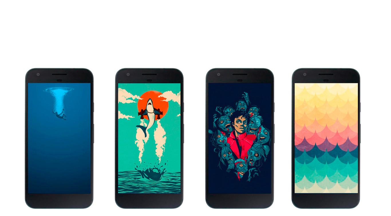 fondos de pantalla en movimiento para celulares android