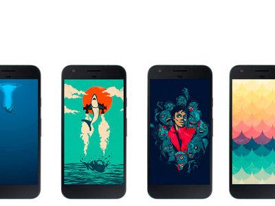 Nueve aplicaciones para que el fondo de pantalla de tu móvil cambie automáticamente