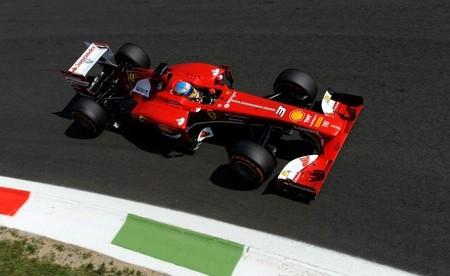 Al Ferrari de 2014 le sobran unos cuantos kilos