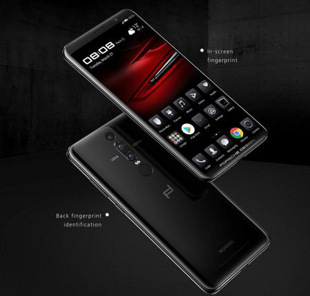 Huawei Mate Rs Lectores