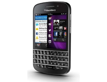 Blackberry Q10, a fondo