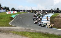 British Superbikes 2011: imparable Tommy Hill en el circuito de Knockhill