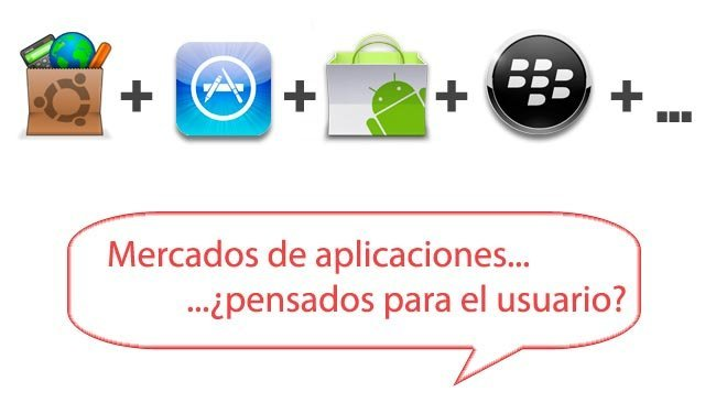 ¿Están los mercados de aplicaciones realmente pensados para los usuarios?