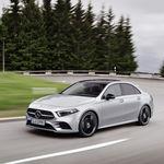 Así es el Mercedes-Benz Clase A Sedán: a medio camino entre el A y el CLA, a la venta a finales de 2018
