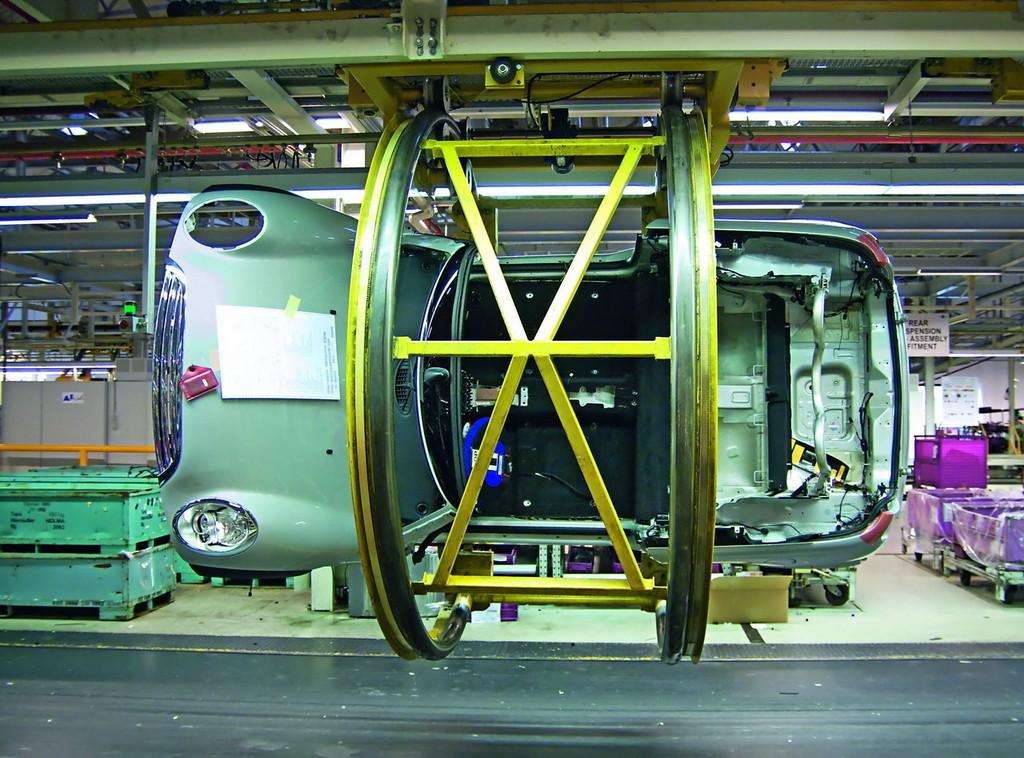 Foto de Finaliza la producción del Mini Cabrio (1/7)