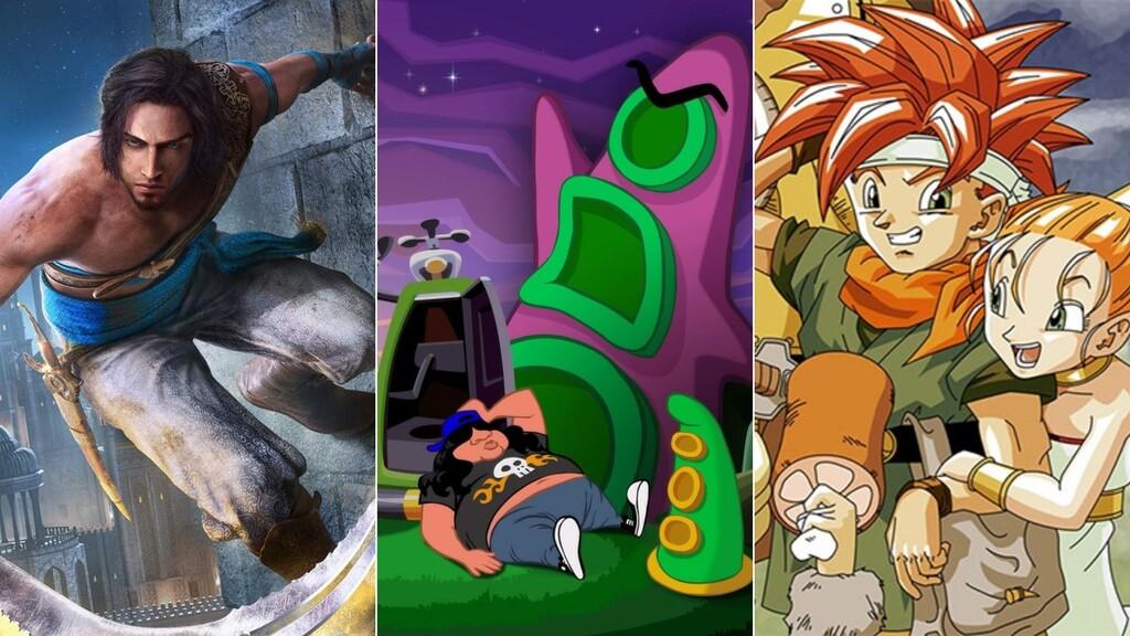 11 videojuegos con viajes en el tiempo: cuando el pasado y el futuro son interactivos