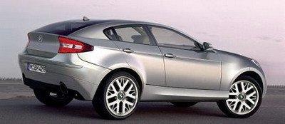 ¿BMW X6?