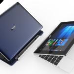 Acer se adelanta al Computex 2016 con un par de 2-en-1 y un impresionante monitor sin marcos