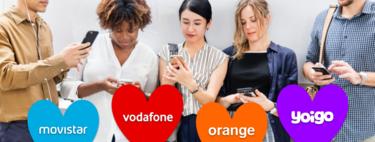 En búsqueda de la mejor manera de fidelizar: Movistar, Vodafone, Orange y Yoigo ensayan con sus marcas blancas