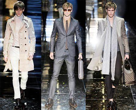 Gucci, Otoño-Invierno 2010/2011 en la Semana de la Moda de Milán