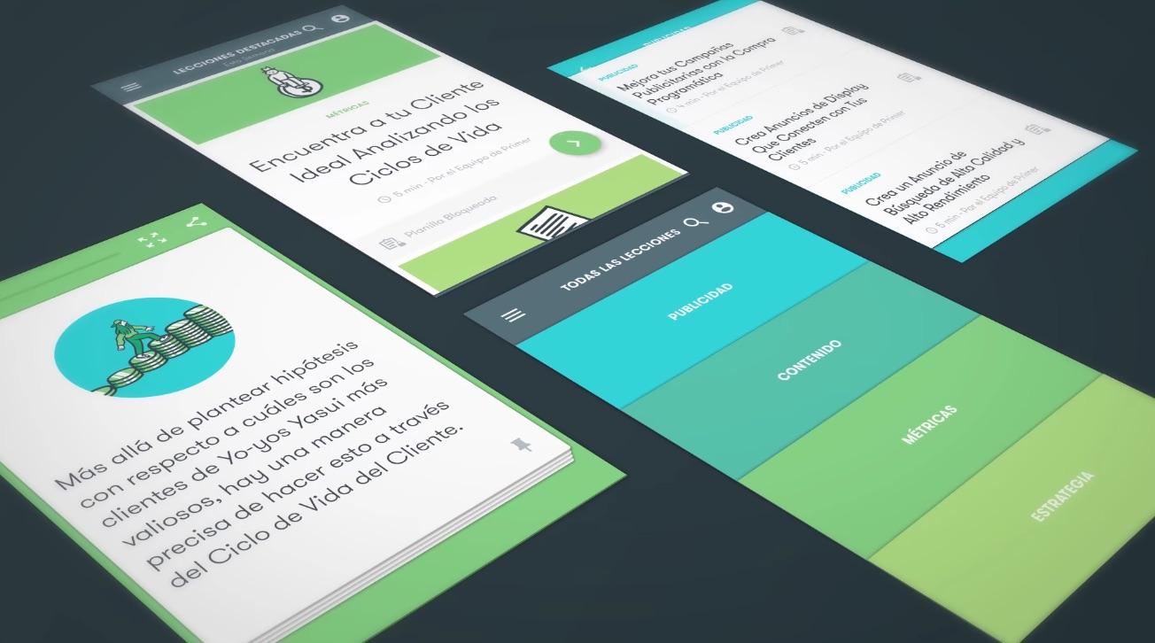 Google Primer: aprender Marketing Digital podrá ser tan sencillo como bajar una aplicación