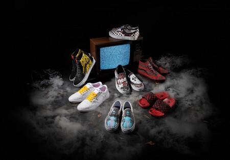 El Resplandor, IT, El Exorcista...Vans celebra Halloween con una colección inspirada en las películas de miedo de los 80's