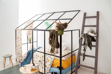 Textiles alegres e inspiradores para un cambio de look en dormitorios infantiles: lo nuevo de La Mallorquina