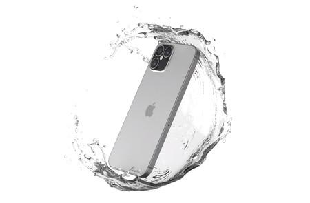El supuesto diseño del iPhone 12 Pro Max se deja ver en renders filtrados con un notch más pequeño y bordes planos