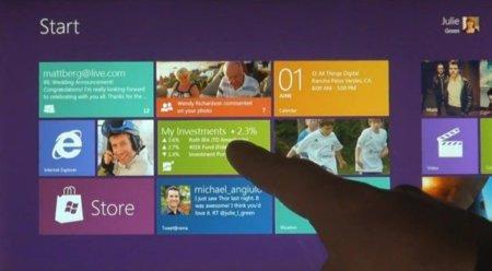 Interfaz de Windows 8 al descubierto: Metro UI para todos