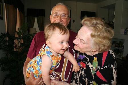 Los niños cuidados por los abuelos son más propensos a la obesidad