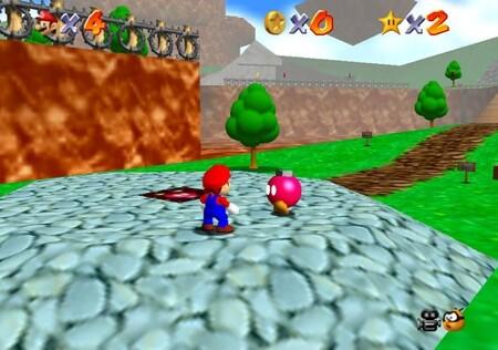 Super Mario 64 Mundo1 Estrella3 01
