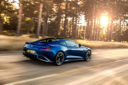 Aston Martin vendió  los derechos del Vanquish a una startup china por 20 millones de libras pero sólo le han pagado uno
