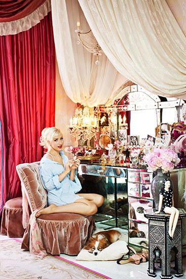 Foto de La casa de Christina Aguilera (14/26)