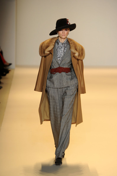 Carolina Herrera, Otoño-Invierno 2010/2011 en la Semana de la Moda de Nueva York
