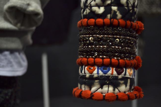 Isabel Marant para H&M, la colección en el showroom