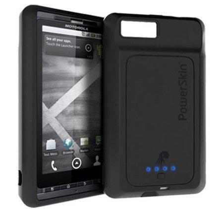PowerSkin, fundas con batería integrada