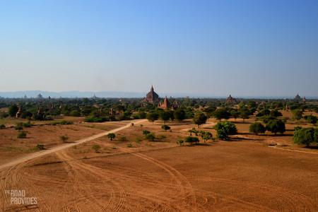 10 imágenes para descubrir los templos de Bagan, Myanmar