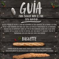 Guía para escoger bien el pan según la comida