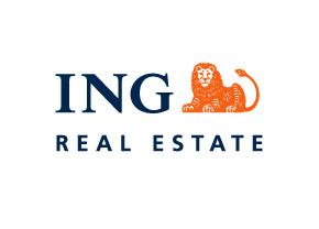 ing real estate logo