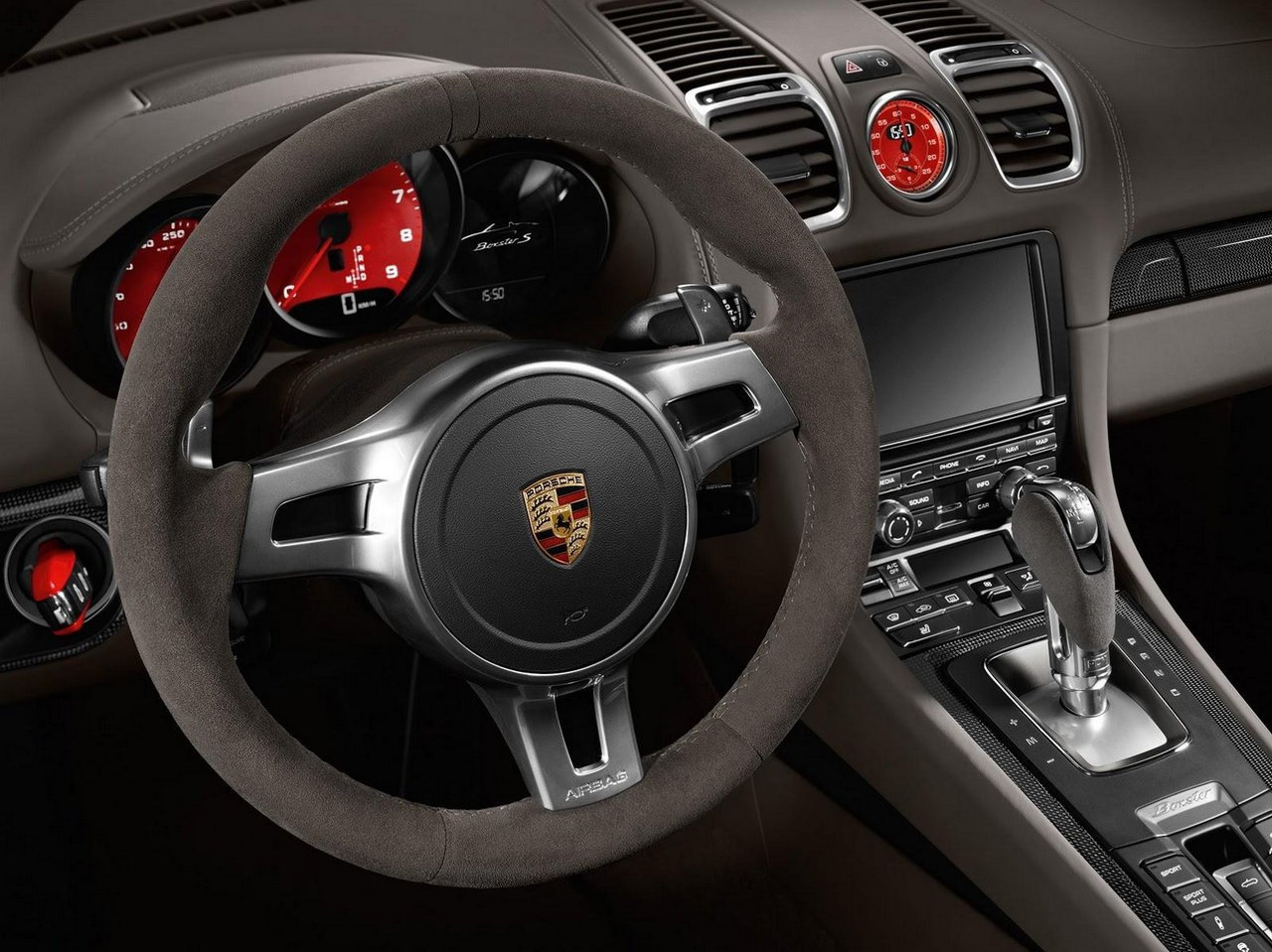 Foto de Porsche Boxster S de Porsche Exclusive (4/5)