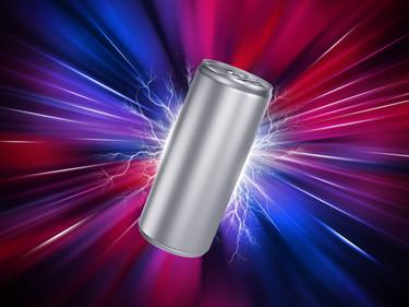 Las bebidas energéticas no son recomendables para niños, embarazadas ni en la lactancia